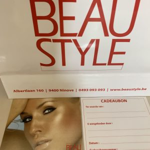 A Beau Style Cadeaubon